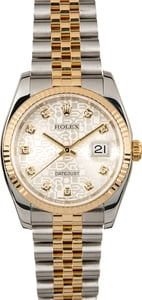 Rolex Datejust 116233 Diamond Jubilee