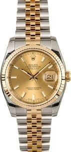 Rolex Datejust 116233 Two-Tone Unworn