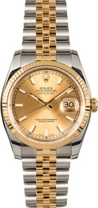 Rolex Datejust 116233 Two-Tone Jubilee