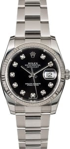 Rolex Datejust 116234 Steel Oyster