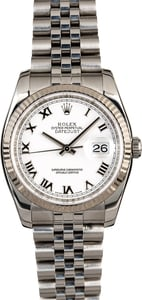 Men's Rolex Datejust 116234 Steel Jubilee