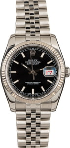 Used Rolex Datejust 116234