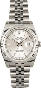 Rolex Datejust 116234 Factory Stickered