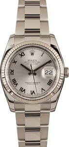 Men's Rolex Datejust 116234 Stainless Steel