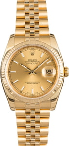 Rolex Datejust 116238 36mm