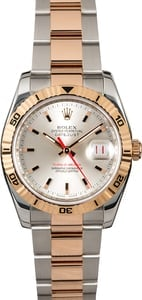 Rolex Datejust Thunderbird 116261 Rose Gold Oyster