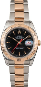 Rolex Datejust 116261 Steel and Everose Gold Oyster