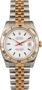 Rolex Datejust 116261 Steel and Everose Gold