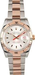 Rolex Datejust 116261 Everose Thunderbird