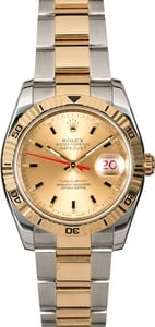 Rolex Thunderbird 116263 Champagne Dial