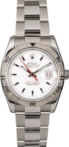 Men's Rolex Datejust Thunderbird 116264