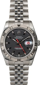 Rolex Datejust 116264 Steel Jubilee Band