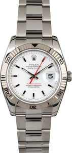 Rolex Datejust Turn-O-Graph 116264 Oyster Band