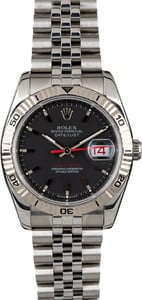Rolex Datejust 116264 Stainless Steel Jubilee Band