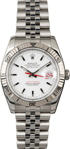 Rolex Datejust Turn-O-Graph 116264 Steel Jubilee