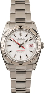 Pre-Owned Rolex Datejust Turn-O-Graph 116264