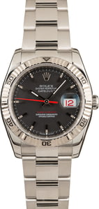 Rolex Datejust 116264 Stainless Steel Band