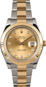 PreOwned Rolex Datejust 116333 Champagne Dial