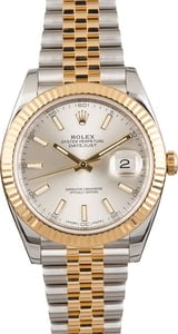 PreOwned Rolex Datejust 41MM 126333 Jubilee