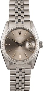 Pre Owned Rolex Datejust 16030 Slate
