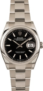 Rolex Datejust 126200 New Model