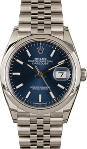 Rolex Datejust 126200 Stainless Steel