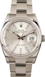 Mens Rolex Datejust 126200
