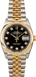 Pre Owned Rolex Oyster Perpetual DateJust 126203