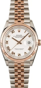 Rolex Watch Oyster Perpetual Datejust