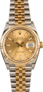 Unworn Rolex Datejust 126233 New Model