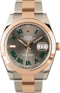 Rolex Datejust 126301 Two Tone Everose