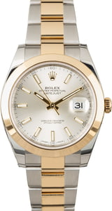 Rolex Datejust 126303 Silver Dial 41MM