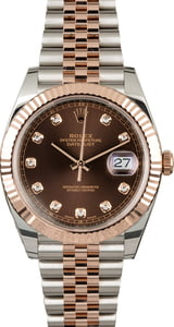 Rolex Datejust 126331 Diamonds