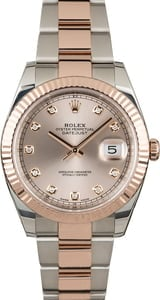 Rolex Datejust 126331 Sundust Diamond Dial