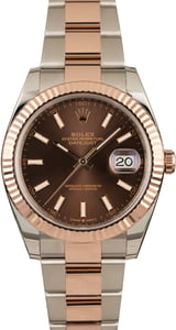 Rolex Datejust 126331 Everose
