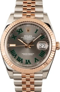 Pre-Owned Rolex Datejust 126331 Two-Tone Jubilee