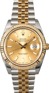 Rolex Datejust 126333 Two Tone Jubilee
