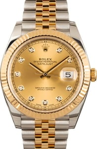Rolex Datejust 126333 Diamond Dial