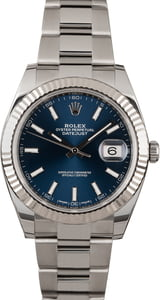 PreOwned Rolex Datejust II Ref 126334 Steel Oyster