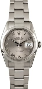 Used Rolex Datejust 16000 Steel Oyster