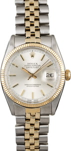 Rolex Datejust 1601 Two Tone Watch