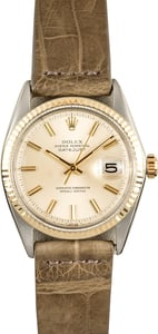 Rolex Datejust 1601 Two-Tone