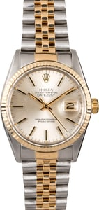 Rolex Datejust 36mm 16013 Men's