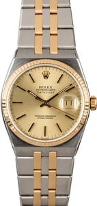 Pre-Owned Rolex Oysterquartz Datejust 17013