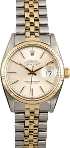 PreOwned Rolex Datejust 16013 American Oval Link