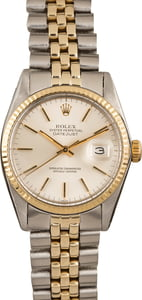 Pre-Owned Rolex Datejust 16013 American Oval Link