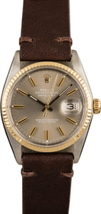 Pre-Owned Rolex Datejust 16013 Slate Dial T