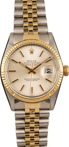 Pre-Owned 36MM Rolex Datejust 16013