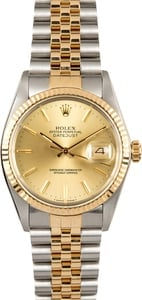 Rolex Datejust 16013 Men's Watch