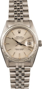 Rolex Oyster Perpetual DateJust 16014 Stainless Steel